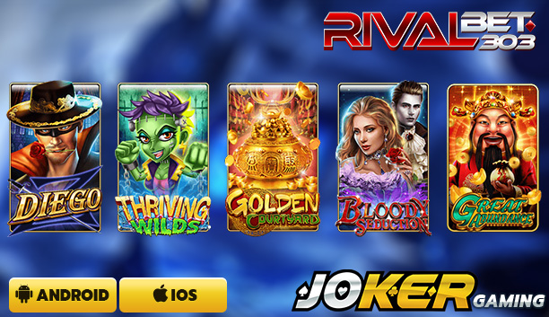 Game Terbaru Slot Joker123 VivoSlot Online Gaming Indonesia